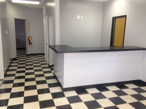canton ga auto repair shop reception desk