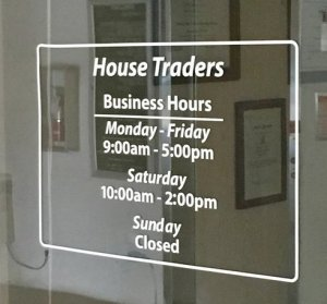House Traders office hours