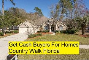Get Cash Buyers For Homes Country Walk Florida