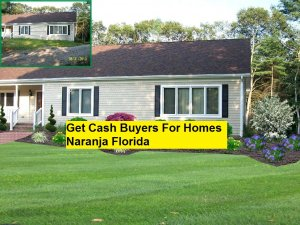 Get Cash Buyers For Homes Naranja Florida