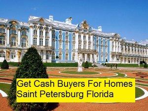 Get Cash Buyers For Homes Saint Petersburg Florida