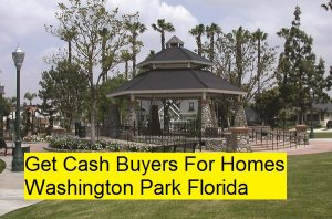 Get Cash Buyers For Homes Washington Park Florida