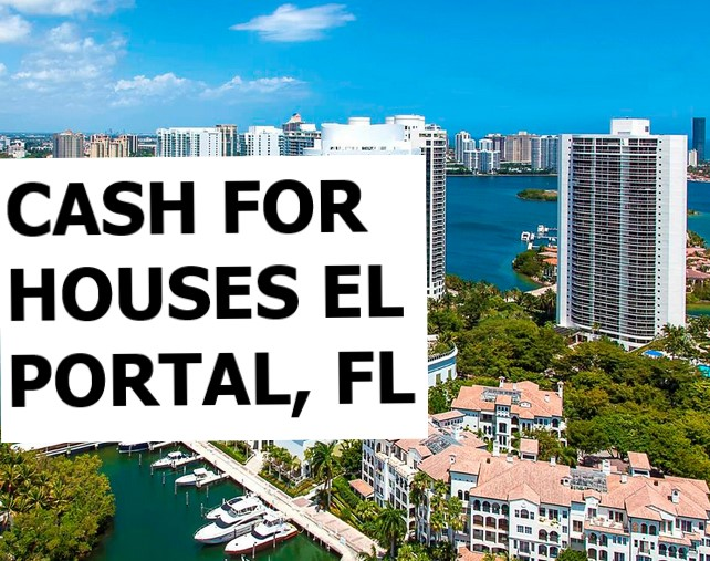 Cash For My House El Portal Fl - The Sell Fast Center