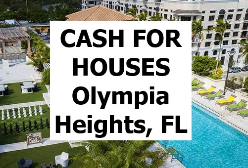 Cash For My House Olympia Heights Fl - The Sell Fast Center