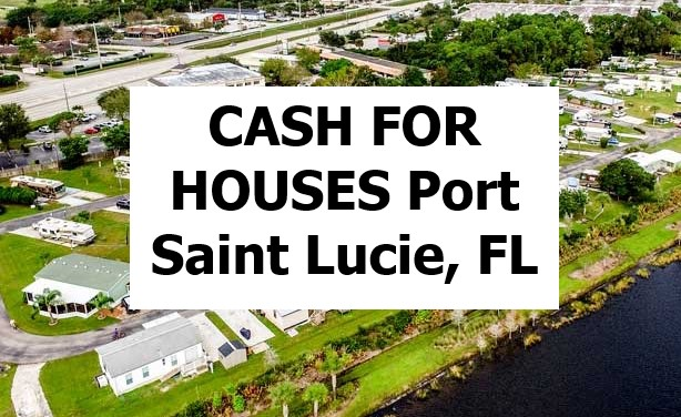 Cash For My House Port Saint Lucie Fl - The Sell Fast Center