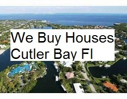 Cash For Cutler Bay Houses - The Sell Fast Center