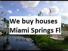 Cash For Miami Springs Houses - The Sell Fast Center