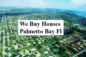 Cash For Palmetto Bay Houses - The Sell Fast Center
