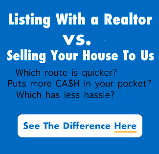 Listing VS Selling Your Home to The Sell Fast Center