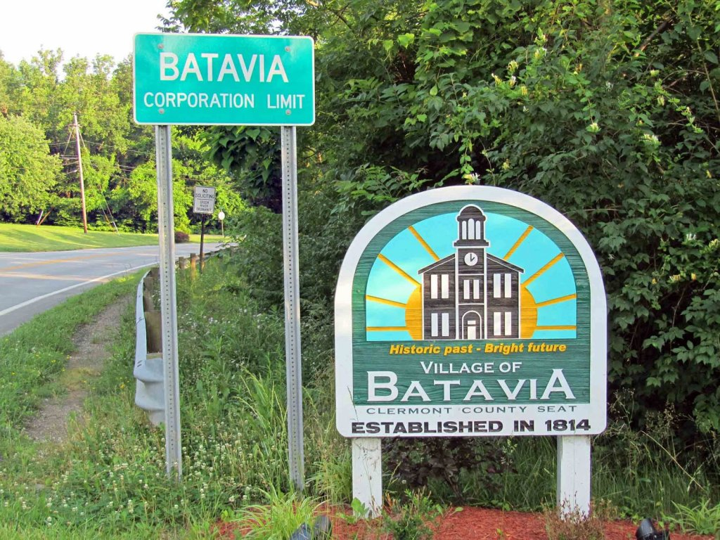 we buy houses in batavia oh - welcome sign