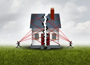 Sell your Maryland home during a divorce is not uncommon