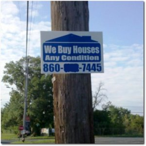There are legitimate We Buy Houses companies in Maryland