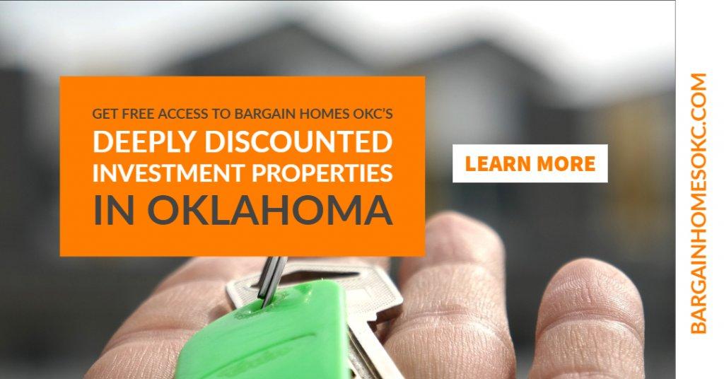 Discounted Properties in Mustang, OK