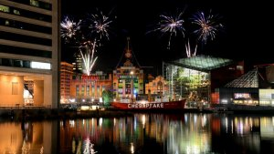 July 4th in Baltimore