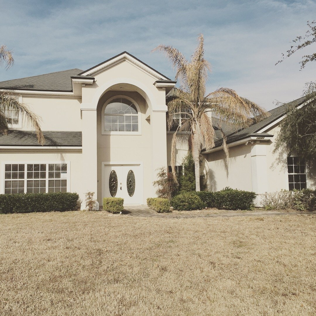 Jacksonville and St. Augustine foreclosure