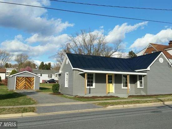 buying & selling homes in Virginia