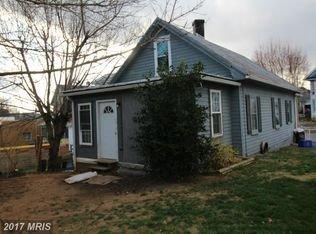 Downton location in Strasburg VA is for sale