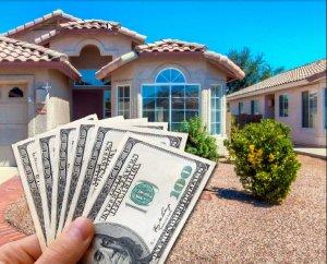 cash for tucson house