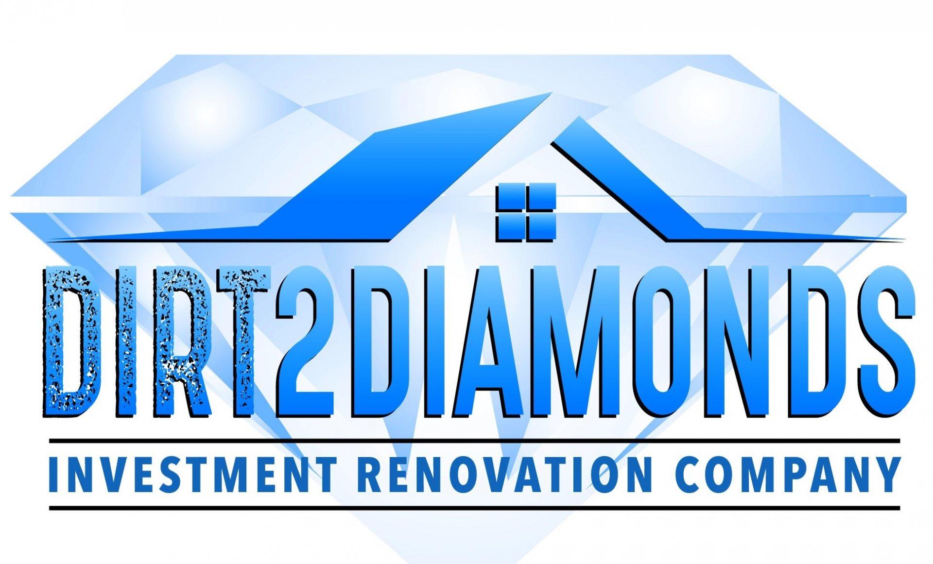 Dirt2Diamonds LLC  logo