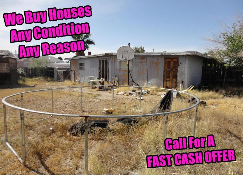 We Buy Houses in San Bernardino