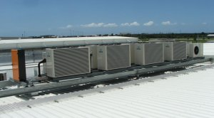 Commercial air conditioning service melbourne