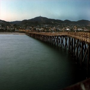 The ventura pier