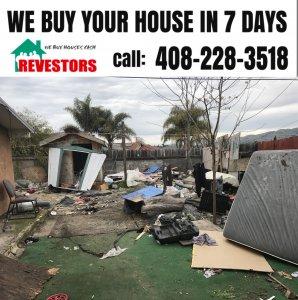 I buy houses in California