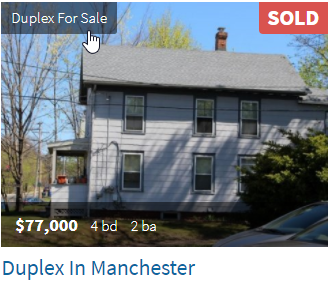 Investment Properties In Manchester CT