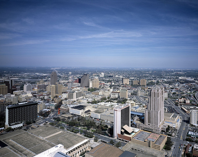A view of San Antonio on the sell my house fast in San Antonio page