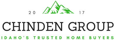 Chinden Home Buyers logo