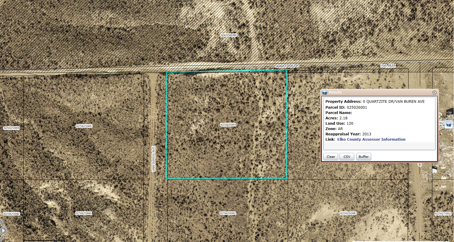 Acre corner lot next to blm land in northern nevada for Build on your lot oklahoma