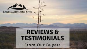 Reviews of LandAndBuildingSites.com