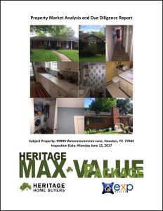 Heritage Max Value Package Cover