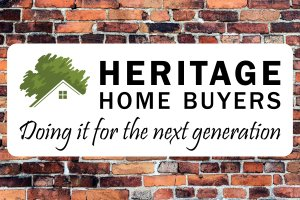 Heritage Home Buyers Logo