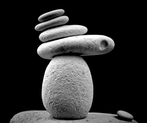 help for foreclosure in Houston | Stacking rocks out of balance