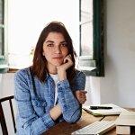 Heritage Millennial Working Woman