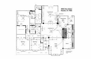 3602 Ann Arbor Floor Plan