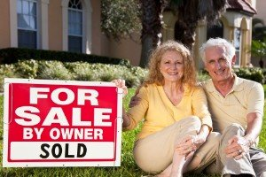 We buy houses fast Seabrook Senior couple with house sold.