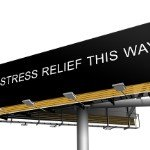 help for foreclosure in | stress relief billboard