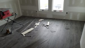 Premium vinyl plank floors