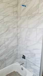 Tub & shower tile