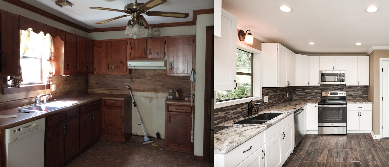 house remodel near dallas highway
