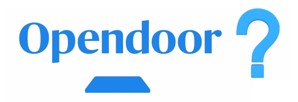 is opendoor legit?