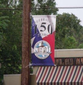 Floresville, TX celebrates Wilson County's Sesquicentennial