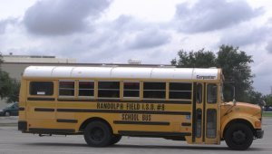 Randolph ISD Bus