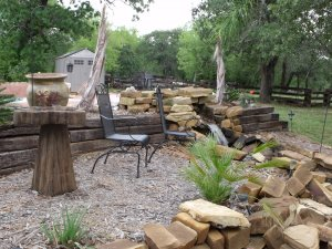 home for sale floresville tx with waterfall