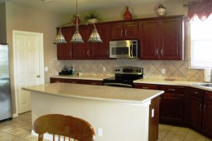 Clean Kitchen in homes for sale floresville