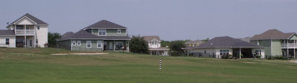 Riverbend Golf Course homes - Floresville Tx