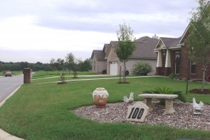 Floresville TX - house style
