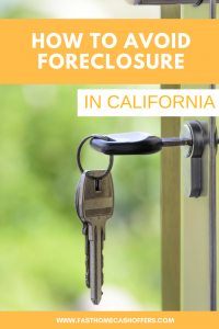 How to Avoid Foreclosure in Los Angeles | Steps you can take to make sure the bank doesn't take your home | www.fasthomecashoffers.com